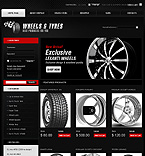 Cars VirtueMart  Template 28140