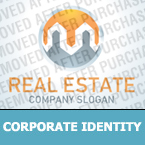 Real Estate Corporate Identity Template 28159
