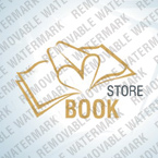 Books Logo  Template 28166