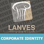 Law Corporate Identity Template 28333