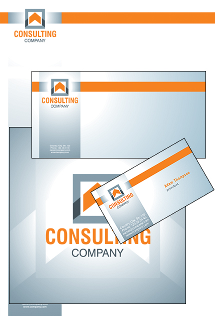 Corporate Identity 28381 Screenshot