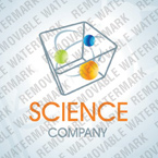 Science Logo  Template 28385