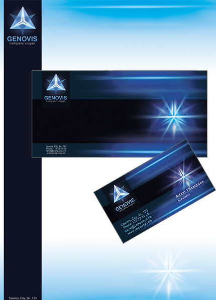 Business Corporate Identity Template Corporate Identity preview