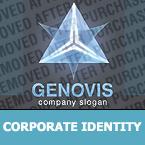 Corporate Identity Template 28455