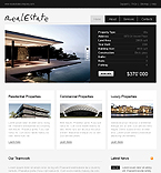 Real Estate PSD  Template 28477
