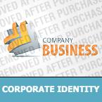 Corporate Identity Template 28642