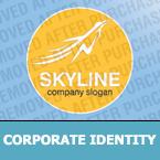 Sport Corporate Identity Template 28645