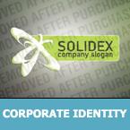 Corporate Identity Template 28772
