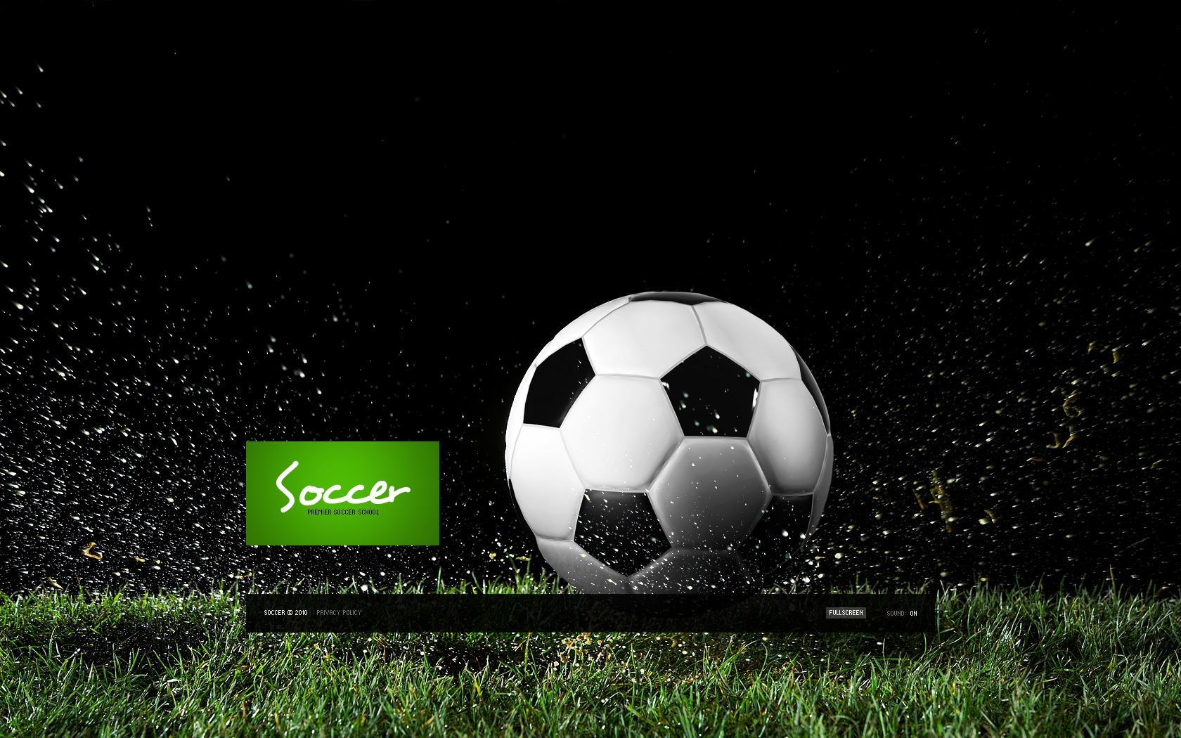 soccer flash template 28711