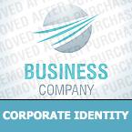 Corporate Identity Template 28872