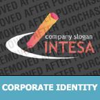 Corporate Identity Template 28881