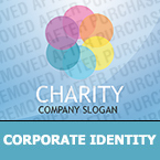 Charity Corporate Identity Template 28882