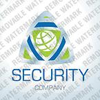 Security Logo  Template 28899