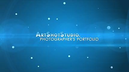 After Effects Intro #28819 para Sitio de Portafolios de fotógrafos