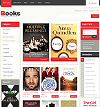 Books VirtueMart  Template 28977