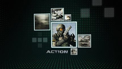 After Effects Intro för Spel #28985 - skärmbild