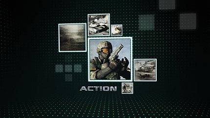 After Effects Intro für Spiele #28985 - Screenshot