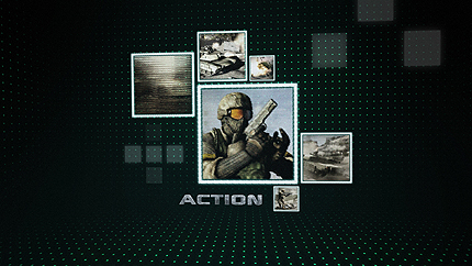 After Effects Intro pour site de jeux #28985 - screenshot