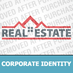 Real Estate Corporate Identity Template 29026
