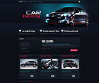 Cars PSD  Template 29034