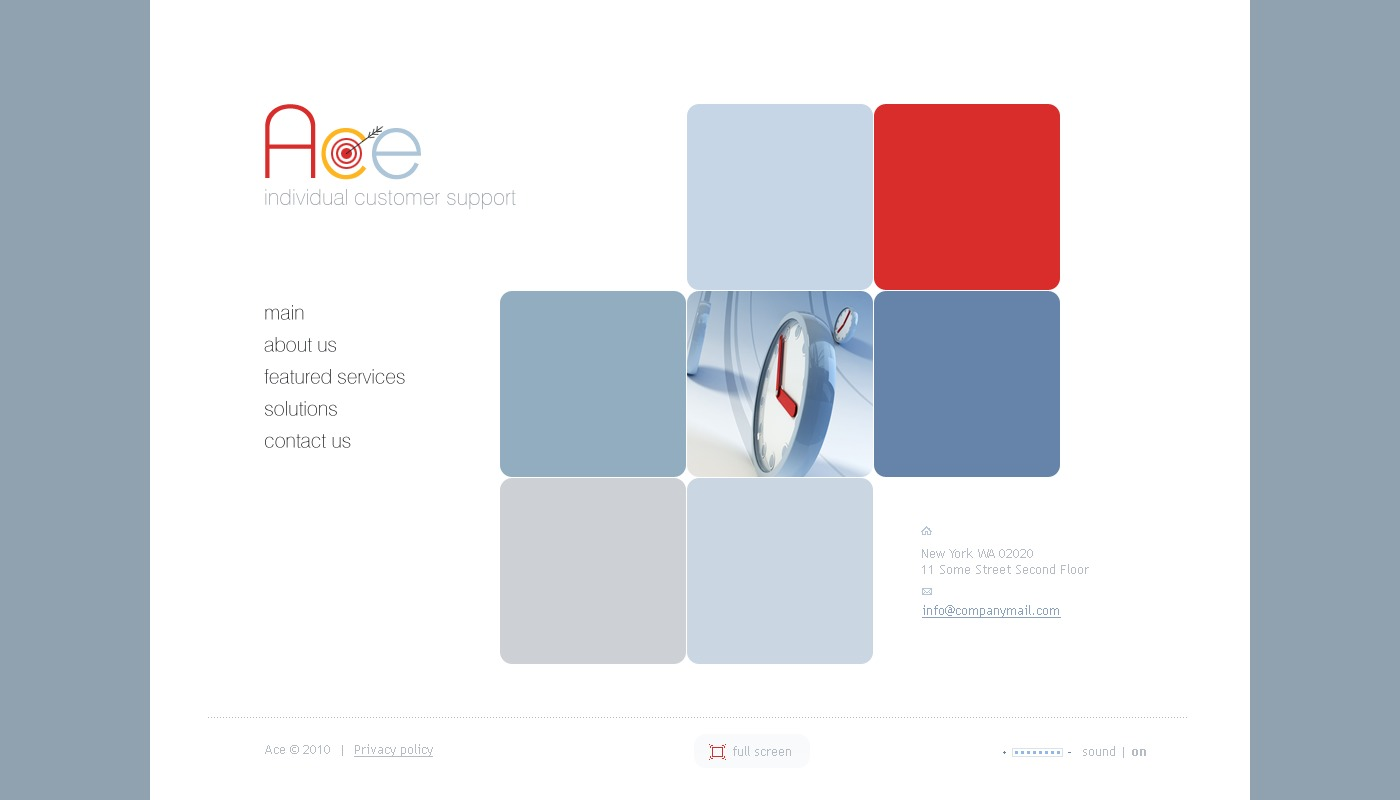 business flash template 29006