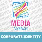 Media Corporate Identity Template 29167