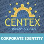 Corporate Identity Template 29239