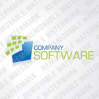 Software Logo  Template 29241