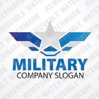 Military Logo  Template 29242