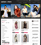 Fashion VirtueMart  Template 29339