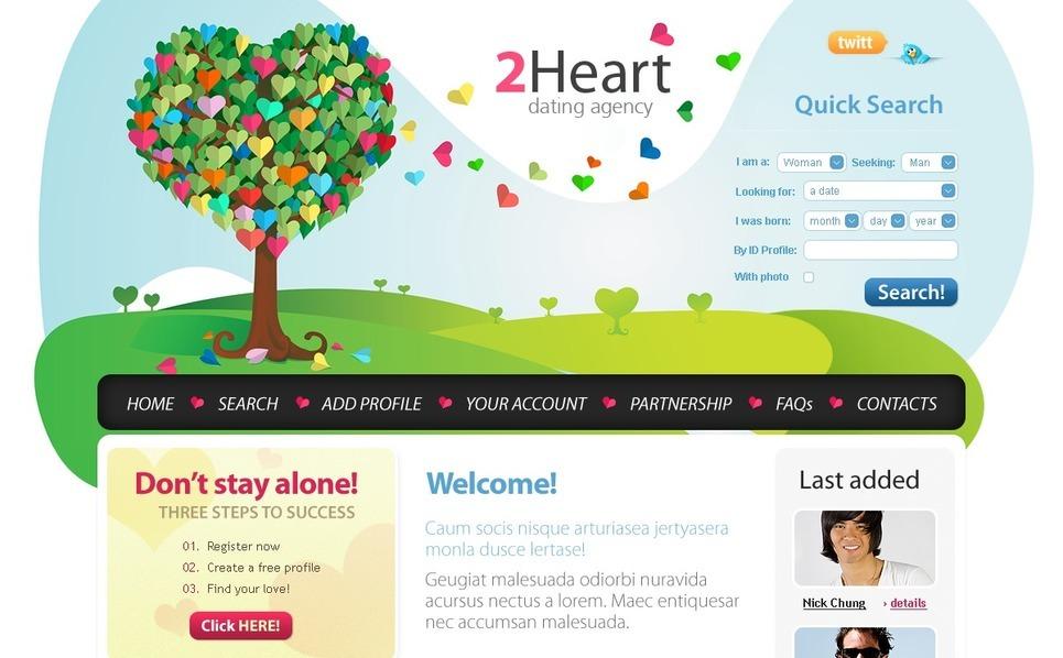d6dfad27d8582 Plantillas espectaculares para crear una página web de Citas