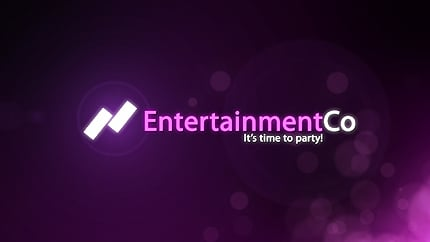 Entertainment After Effects Logo Reveal
