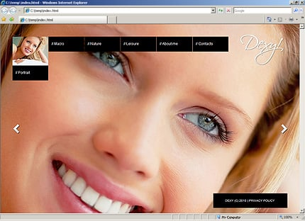 Website Template #29475