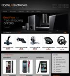 Electronics VirtueMart  Template 29481