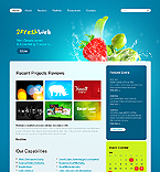 Website: Web Design Software Full Site CSS Wide Templates HTML 5
