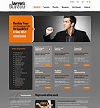 Law Turnkey Websites 2.0 Template 29595