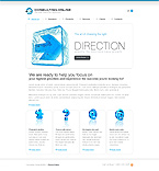 Turnkey Websites 2.0 Template 29672