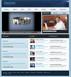 Society and Culture Turnkey Websites 2.0 Template 29686