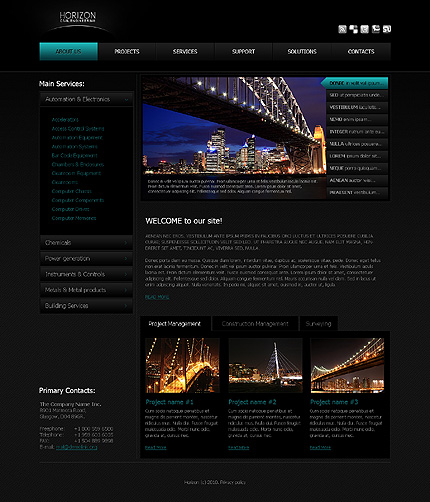 ADOBE PHOTOSHOP HOMEPAGE SCREENSHOT