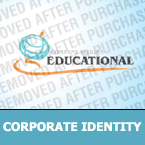 Education Corporate Identity Template 29846