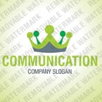 Communications Logo  Template 29862