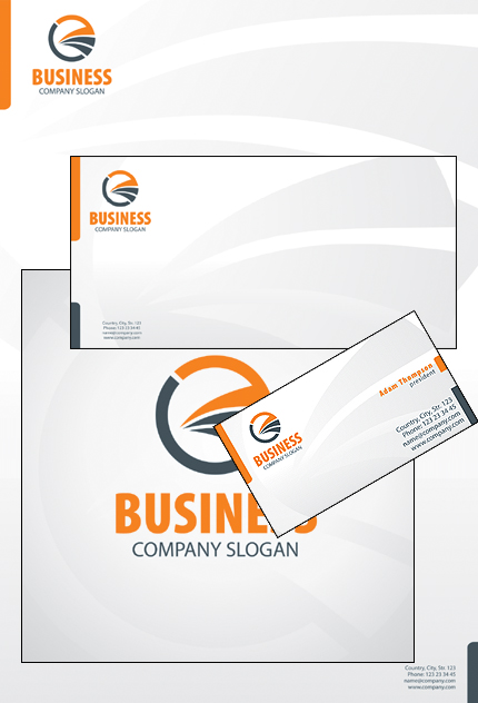 Corporate Identity 29986 Screenshot