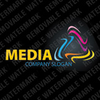 Media Logo  Template 29987