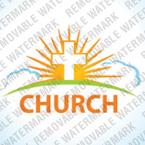 Religious Logo  Template 29990