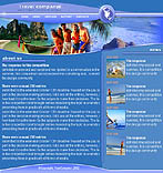 denver style site graphic designs travel resorts beach ocean family rest