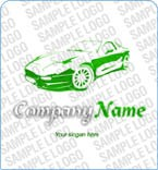 Cars Logo  Template 3048