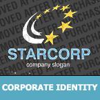 Corporate Identity Template 30008