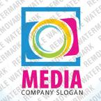 Media Logo  Template 30102
