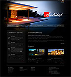 Architecture Turnkey Websites 2.0 Template 30112