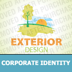 Corporate Identity Template 30258